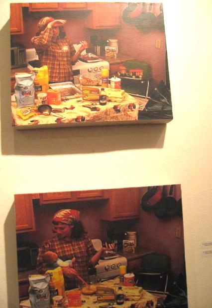 Jenny Carolin, Cookies at Home, 2008