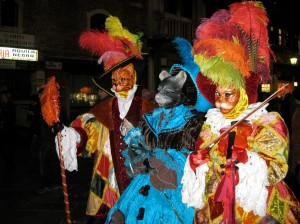 Forget Sasquatch...I found Cat People in Venice!
