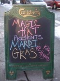 Magic Hat Presents Mardi Gras in Syracuse