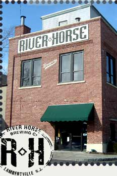 River Horse Brewing Company opened in Labertville, NY in April 1996