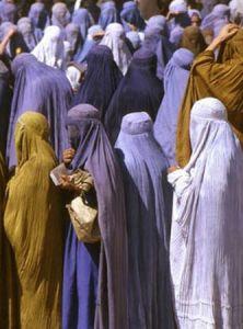 Veiled Women of Afghanistan
