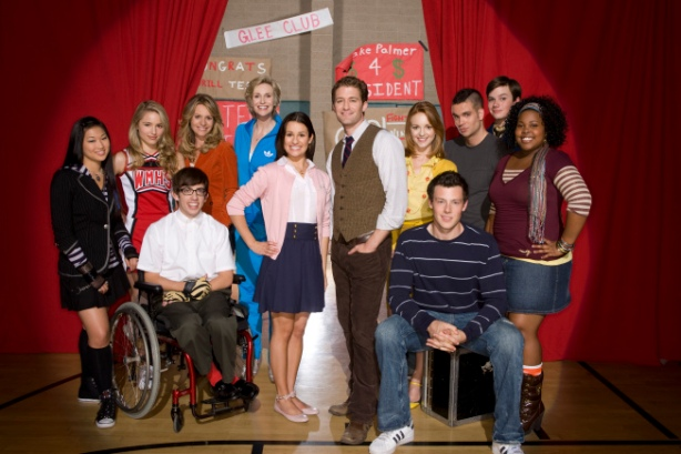 Do, re, me, Glee!