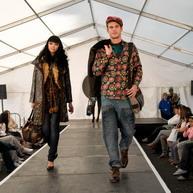 Regent St. Fashion show