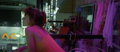 Picture from www.screendaily.com of a scene in Enter the Void