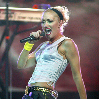 No Doubt performed at The Warped Tour and The Bamboozle music festivals.