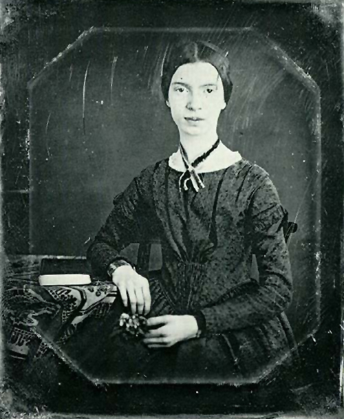 Read an Emily Dickinson poem today!