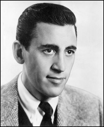 The young and handsome Mr. Salinger.