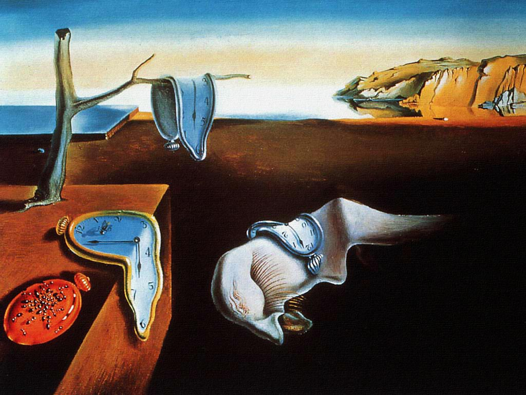 Salvidor Dali Painting